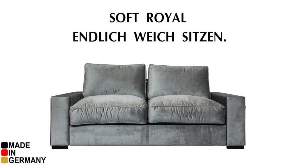 Dauerschlaefer 2-Sitzer.